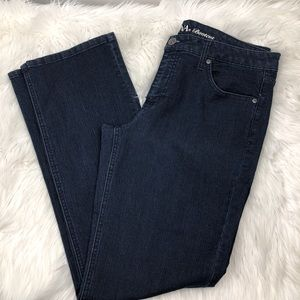 Merona bootcut 14 r jeans fit 4